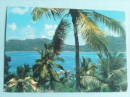 SEYCHELLES - Baie Ste ANNE, PRASLIN - Seychelles