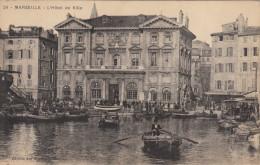 13-MARSEILLE - L'HOTEL DE VILLE - Vieux Port, Saint Victor, Le Panier