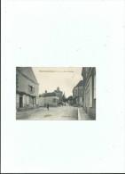 CPA ___ 37 - VILLELOIN- COULANGE---- Rue De L'église - Otros Municipios