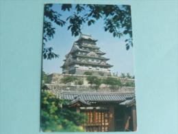 OSAKA CASTLE - Osaka