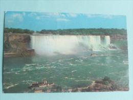 The Niagara Falls - Niagara Falls