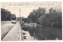 Olivet Près D´Orléans, Tramway Sur Pont Sur Loiret, L´Eldorado, TEd TH Garnon - Other Municipalities