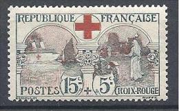 CROIX ROUGE   N ° 156  NEUF* TB - Unused Stamps
