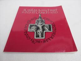 """Martin Achter/Josef Fuchs """"Jubiläumsschrift St. Ulrich 973-1973"""" - Christianisme"""