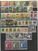 Années Complètes 1967 & 1968. 41 T-p Neufs **  Côte 15,00 € - Saint-Marin