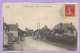 18 - INEUIL -- Entrée , Route De Chateuneuf - Otros Municipios