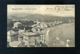 T1541 CARTOLINA GENOVA ALBISSOLA MARINA PANORAMA GENERALE FP. V. - Genova