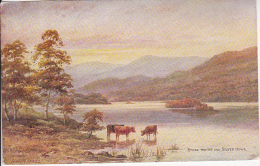PC Rydal Water And Silver Howe (1933) - Cumberland/ Westmorland