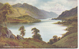 PC Thirlmere And Helvellyn (1934) - Cumberland/ Westmorland