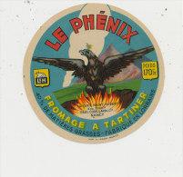 JM 285 / ETIQUETTE DE FROMAGE-  LE PHENIX  FAB. EN LORRAINE - Cheese