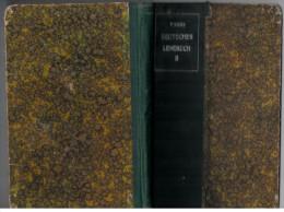 German  Deutsces  Book 1919  Deutsches Lesebuch - Books, Magazines, Comics
