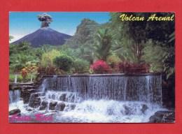 Costa Rica - Volcan Arenal - - Costa Rica