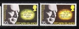 Pitcairn Islands 1974 Sir Winston Churchill MNH - Islas De Pitcairn