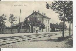 Mauvages      Gare    Animée - Sonstige Gemeinden