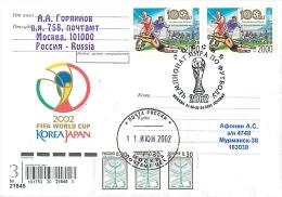 RUSSIAN 2002. FIFA World Cup Korea / Japan 2002. - World Cup