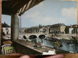 46- FIGEAC ,vue Sur Le Pont Gambetta . - Other Municipalities