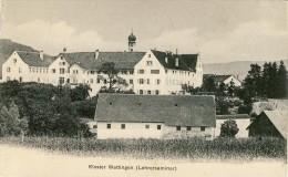 Kloster Wettingen (Lehrerseminar)  - 2 Scans - AG Argovie