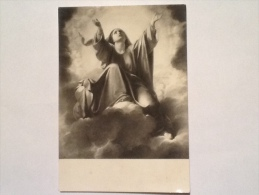 L'ASSUNTA SANTUARIO DI MONTESENARIO NON VIAGGIATA --24-- - Vergine Maria E Madonne