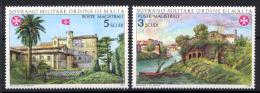 Smom 1982 Sass. 210/11 MNH/** VF - Malte (Ordre De)