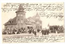 Duinbergen L'hôtel De La Station - Belgique
