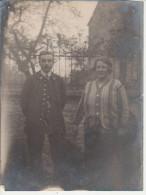 Photo Ancienne Famille   GELPE à Neuville Dans L´ Aube En  Mai 1925 - Foto