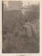 Photo Ancienne MAUBEUGE Dans Le Nord En 1925 - Famille GELPE - Altri