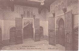 CPA Meknès - Riche Maison Marocaine - 1918 (1959) - Meknes