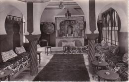 CPSM Agadir - La Casbah, Le Café Maure - 1954 (1961) - Agadir