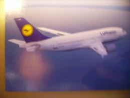 LA - Lufthansa  Airbus A310-300 -  En Vol ?  - - 1946-....: Moderne