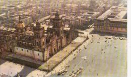 PC Zocalo - Vista Aerea De La Catedral - 1963 (1984) - Mexiko