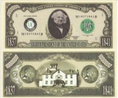 1.000.000 USD PHANTASY BANKNOTE UNC - Abarten