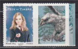 Hermione Granger Autocollant De Feuillet TVP Europe N°116 Neuf - Adhesive Stamps
