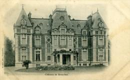 BREUCHES : Le Château - Frankreich