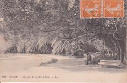 CPA Alger - Un Coin Du Jardin D´Essai - 1923 (2001) - Algerien
