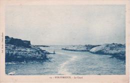 CPA Sidi-Ferruch - Le Canal (2015) - Algerien