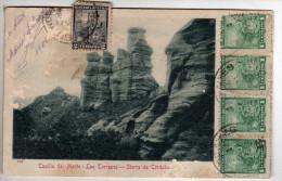 Argentine - Argentina - Capilla Del Monte - Los Terrones - Sierra De Cordoba - 1905 - Envoyée En France - Argentine