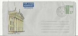 =Irland Aerogramme 1985 - Luchtpost