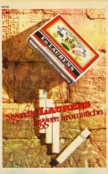 # ED.LAURENS CIGARETTES NEDERLAND 1950s Advert Pubblicità Publicitè Reklame Sigarette Cigarrillos Zigaretten Tabak - Andere
