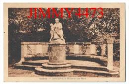 CPA - CLAIRAC 47 Lot Et Garonne - Jardin Public Et Monument Aux Morts  - Edit. Duffieux - Monumentos A Los Caídos