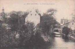 BOURBOURG -   LE  PONT  DES  SOUPIRS - France