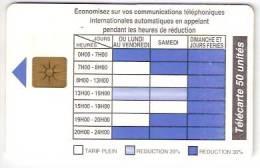 Bénin - Plages Horaires 50U - Bénin