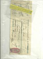 39 - Jura - ANDELOT-EN-MONTAGNE - Traite VALLET - Fabrique De Voitures – 1891 - 1900 – 1949