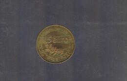 1,5 EURO De COTIGNAC . 5 000 Exemplaires . - Euros Of The Cities