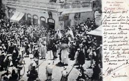 TANGER- 51- Fête En L'honneur Du Shérif-  Socco Chico, - Tanger