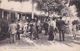 64 -- BAYONNE -- Tramway De Biarritz - Bayonne