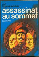 Laslo HAVAS : Assassinat Au Sommet !! , J´AI LU BLEU Leur Aventure A 213 Guerre * TTBE/NEUF 1969 - Geschichte
