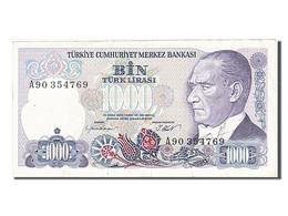 [#254778] Turquie, 1000 Lira, Type Président Kamel Atatürk - Turquie