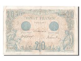 [#203159] 20 Francs Bleu, 01 Février 1913, Fayette 10.3 - 20 F 1905-1913 ''Bleu''