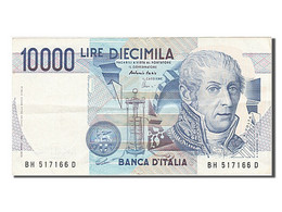 Italie, 10 000 Lire, Type Volta - [ 2] 1946-… : République
