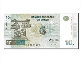 [#107829] Congo, 10 Francs Type Chef Luba - Zonder Classificatie